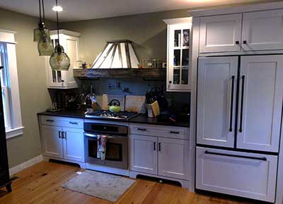 Old Town Pinehurst custom kitchen